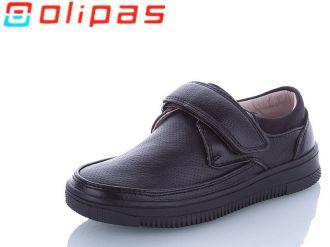 Туфли для мальчиков: D2116, размеры 26-31 (B) | Olipas | Цвет -0