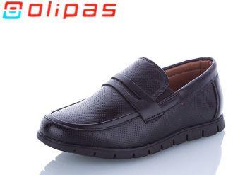 Туфли для мальчиков: B2012, размеры 31-36 (C) | Olipas | Цвет -2