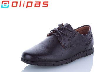 Туфли для мальчиков: B2011, размеры 31-36 (C) | Olipas | Цвет -2