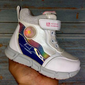 Ботинки для девочек: A40047, размеры 22-27 (A)   Jong•Golf, Цвет -7
