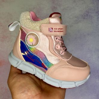 Ботинки для девочек: A40047, размеры 22-27 (A)   Jong•Golf, Цвет -8