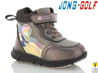 Boots for girls: B40048, sizes 27-32 (B) | Jong•Golf | Color -22