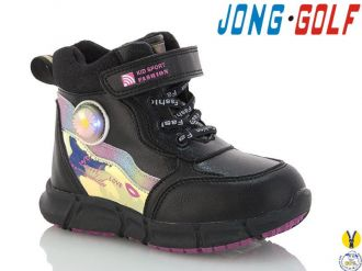 Boots for girls: B40048, sizes 27-32 (B) | Jong•Golf | Color -0