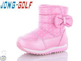 Дутики для девочек: A90036, размеры 23-28 (A) | Jong•Golf