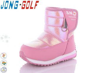 Дутики для мальчиков и девочек: A40062, размеры 23-28 (A) | Jong•Golf, Цвет -28