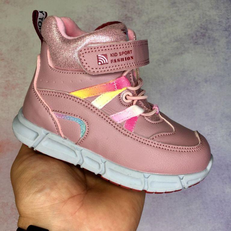 Ботинки для девочек: B40052, размеры 27-32 (B) | Jong•Golf