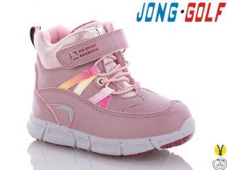 Boots for girls: B40052, sizes 27-32 (B)   Jong•Golf