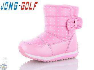 Дутики для дівчаток: B90040, розміри 28-33 (B) | Jong•Golf | Колір -8