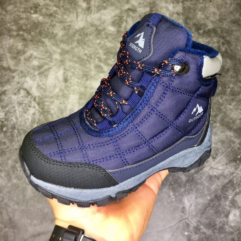 Ботинки для мальчиков: B40020, размеры 27-32 (B) | Jong•Golf