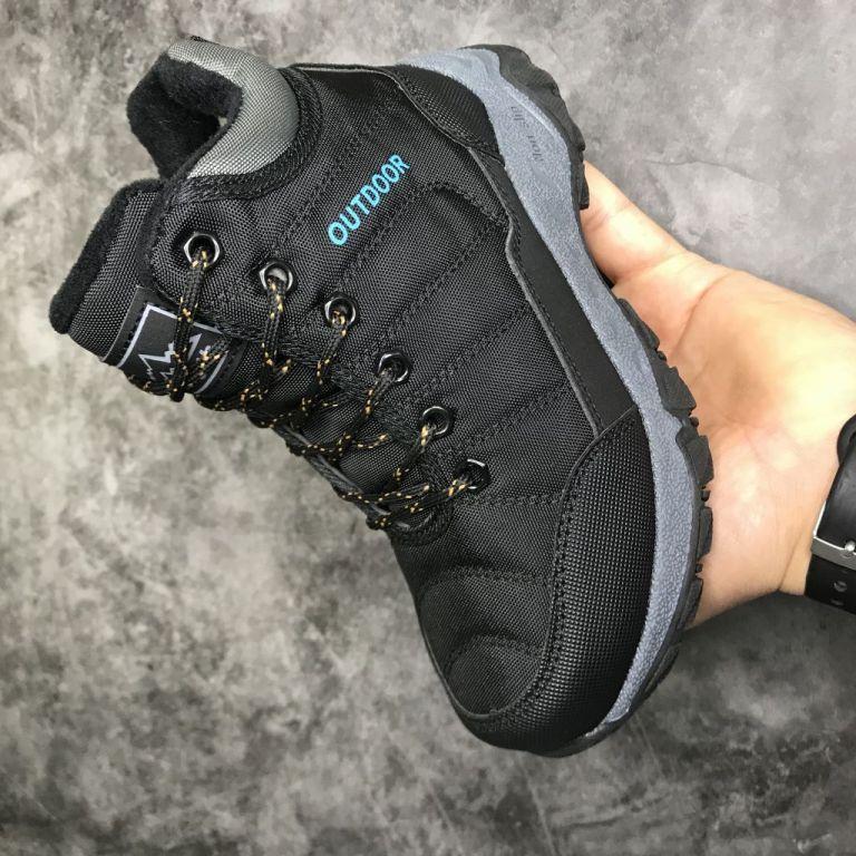 Термо обувь для мальчиков: B40022, размеры 27-32 (B) | Jong•Golf