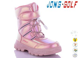 Дутики для девочек: B40072, размеры 27-32 (B) | Jong•Golf | Цвет -8