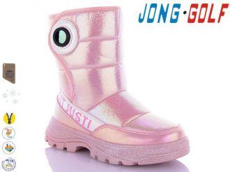 Дутики для девочек: B40074, размеры 27-32 (B) | Jong•Golf