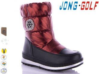 Дутики для девочек: C40094, размеры 32-37 (C) | Jong•Golf | Цвет -13