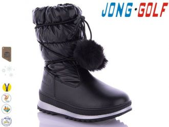 Дутики для девочек: C40096, размеры 32-37 (C) | Jong•Golf | Цвет -0