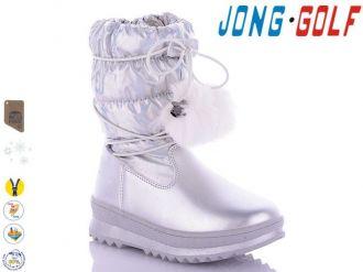 Дутики для девочек: C40096, размеры 32-37 (C) | Jong•Golf | Цвет -19