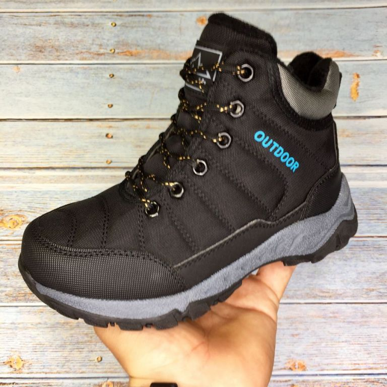 Boots for boys: C40025, sizes 32-37 (C) | Jong•Golf
