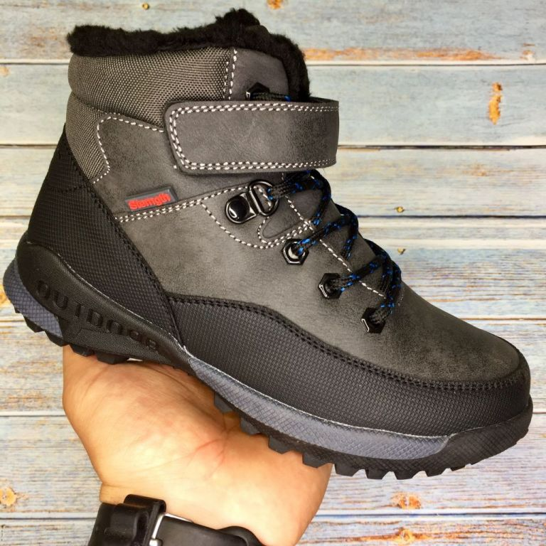 Boots for boys: C40054, sizes 32-37 (C) | Jong•Golf