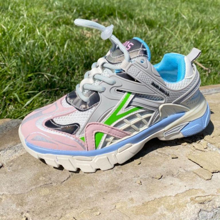 Кроссовки для мальчиков и девочек: C10122, размеры 31-37 (C) | Jong•Golf