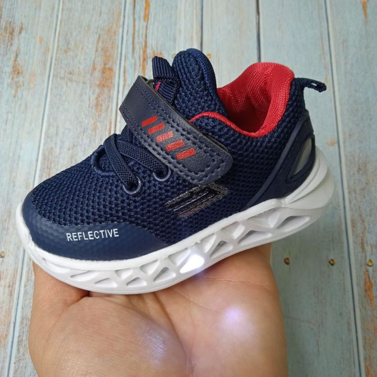 Кроссовки для мальчиков и девочек: A10144, размеры 21-26 (A) | Jong•Golf