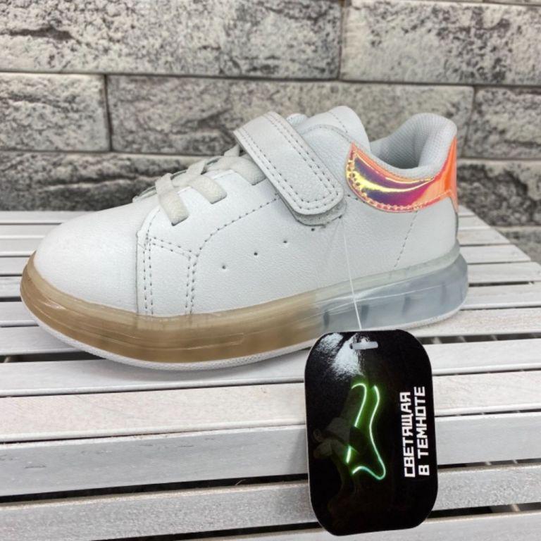 Sneakers for girls: B10138, sizes 25-32 (B) | Jong•Golf