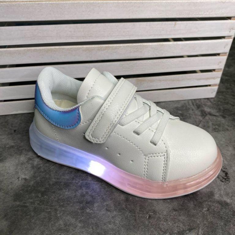 Кроссовки для мальчиков и девочек: A10212, размеры 20-27 (A) | Jong•Golf
