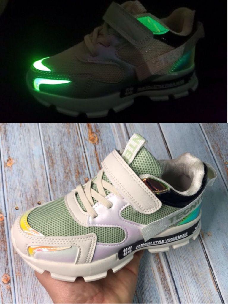 Кроссовки для мальчиков и девочек: C10215, размеры 32-37 (C) | Jong•Golf