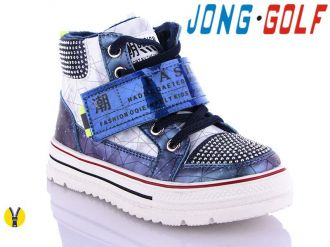 Boots for girls: B30142, sizes 28-33 (B) | Jong•Golf