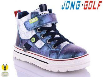Ботинки для девочек: B30143, размеры 28-33 (B) | Jong•Golf