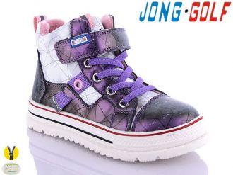 Boots for girls: B30143, sizes 28-33 (B) | Jong•Golf