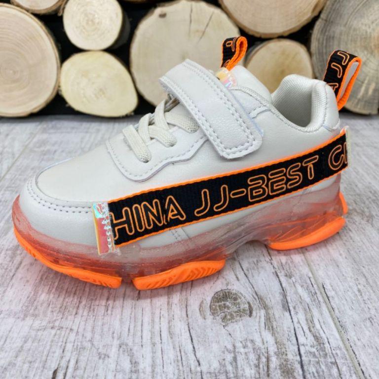 Кроссовки для девочек: B10155, размеры 26-31 (B) | Jong•Golf