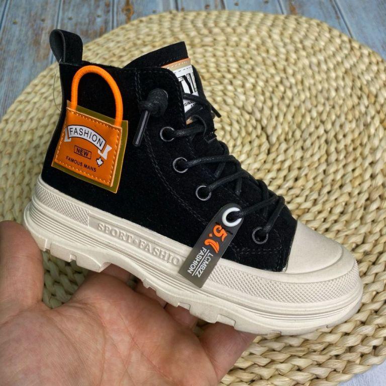 Ботинки для девочек: B30194, размеры 27-31 (B) | Jong•Golf
