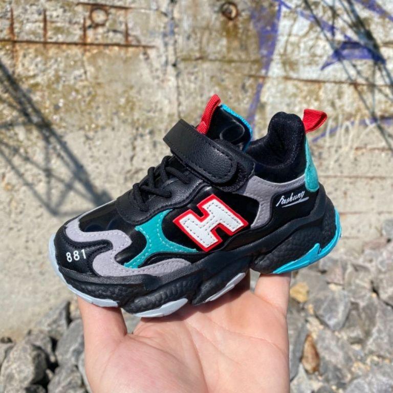 Sneakers for boys & girls: B10292, sizes 27-31 (B) | Jong•Golf