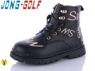 Ботинки для девочек: C30183, размеры 32-37 (C) | Jong•Golf