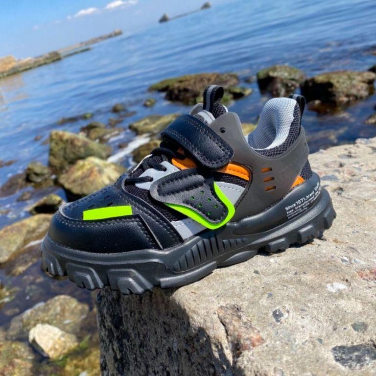 Sneakers for boys & girls: C10209, sizes 32-37 (C) | Jong•Golf