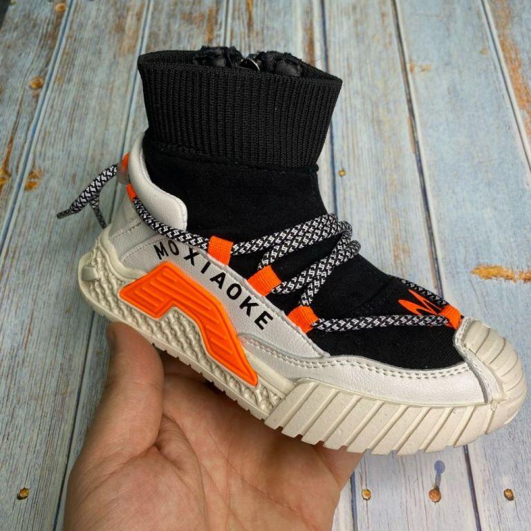 Sneakers for girls: B30179, sizes 26-30 (B) | Jong•Golf