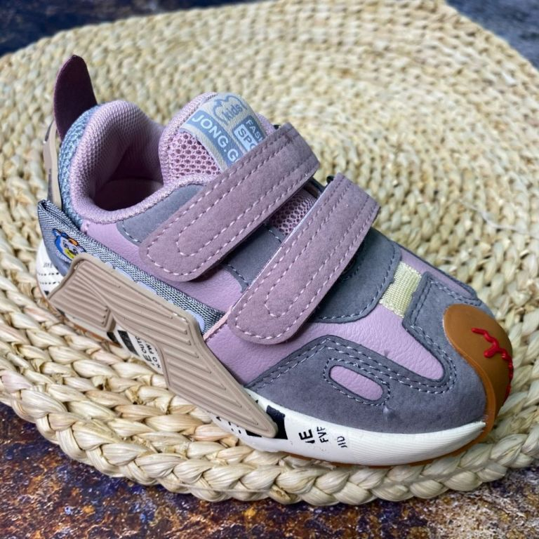 Sneakers for boys & girls: A10297, sizes 22-26 (A) | Jong•Golf