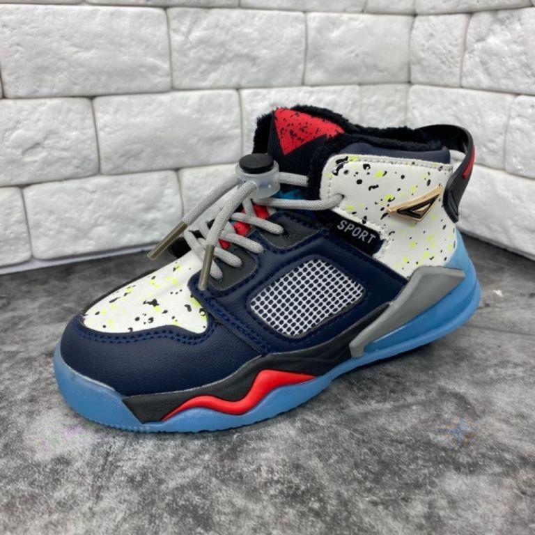 Ботинки для мальчиков и девочек: B30175, размеры 27-31 (B) | Jong•Golf