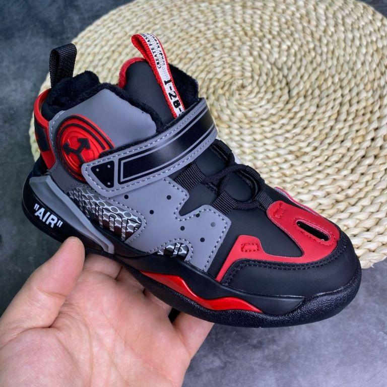 Ботинки для мальчиков и девочек: B30171, размеры 27-31 (B) | Jong•Golf