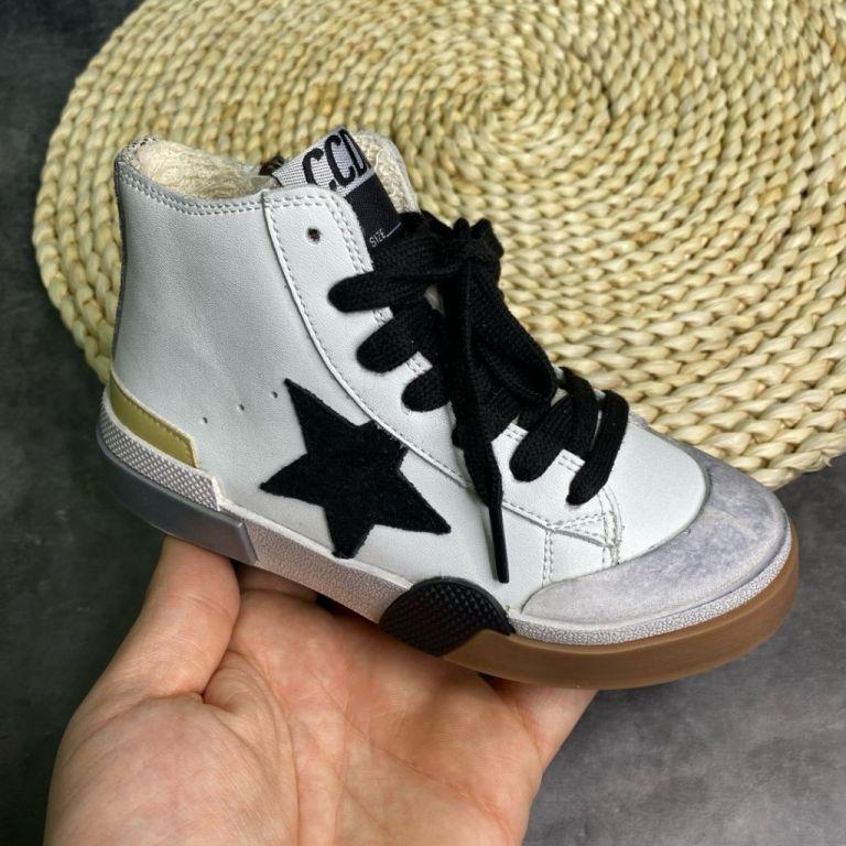 Ботинки для мальчиков и девочек: B30209, размеры 26-30 (B) | Jong•Golf