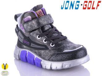 Ботинки для девочек: A30152, размеры 23-28 (A) | Jong•Golf