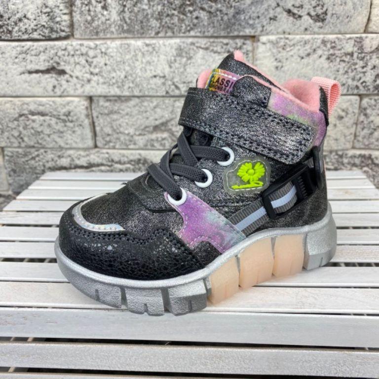 Boots for girls: A30153, sizes 23-28 (A) | Jong•Golf