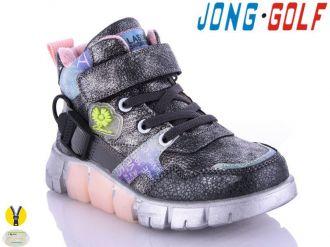 Boots for girls: B30149, sizes 27-32 (B) | Jong•Golf