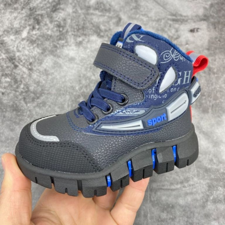 Boots for boys: A30154, sizes 23-28 (A) | Jong•Golf
