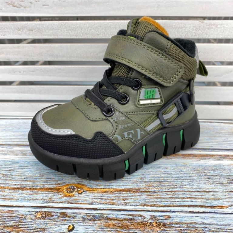 Boots for boys: A30156, sizes 23-28 (A) | Jong•Golf