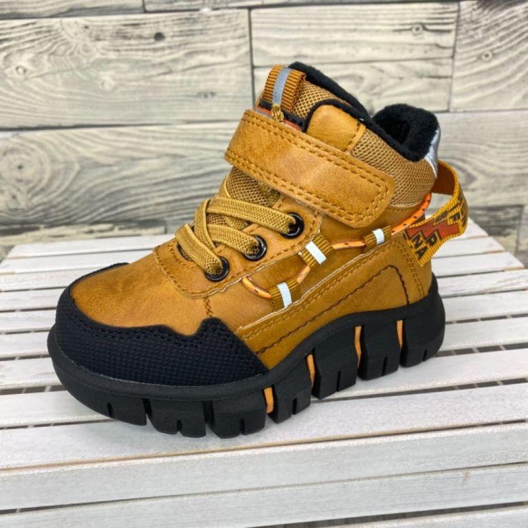 Ботинки для мальчиков: A30158, размеры 23-28 (A) | Jong•Golf