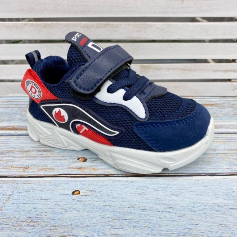 Sneakers for boys & girls: A10286, sizes 21-26 (A) | Jong•Golf