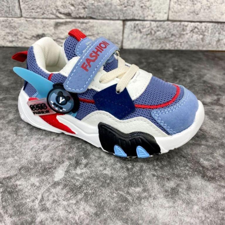 Кроссовки для мальчиков и девочек: A10287, размеры 21-26 (A) | Jong•Golf