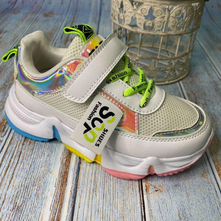 Кроссовки для мальчиков и девочек: B10332, размеры 26-31 (B) | Jong•Golf