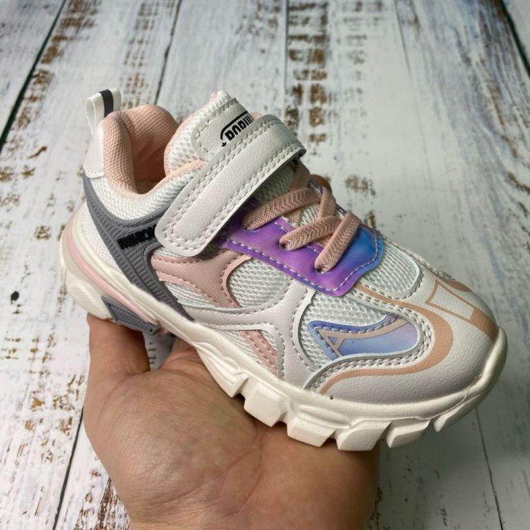 Кроссовки для мальчиков и девочек: A10208, размеры 21-26 (A) | Jong•Golf