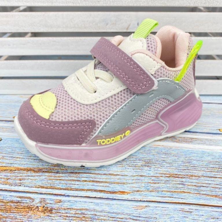 Кроссовки для мальчиков и девочек: A10329, размеры 21-26 (A) | Jong•Golf
